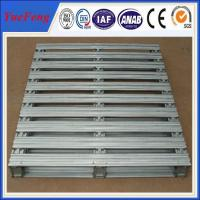 Customised Aluminum Alloy Pallet, Metal Pallet, buy pallets Manufactures