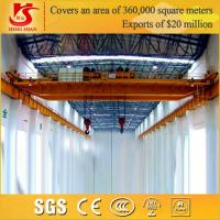 China hot sale qe type overhead crane with two travelling trolleys Manufactures