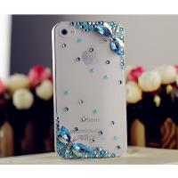 Laxury sparkling bling crystal diamond case mobile phone cover Manufactures