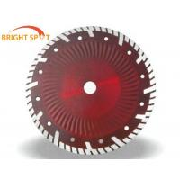 Hot Pressed Sintered Turbo Diamond Saw Blade for cutting tile,ceramic Manufactures