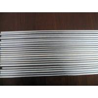 China Cold Drawing Precision Galvanized Steel Tube With 5-25um Coating Thickness on sale
