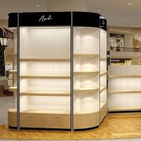 China Fashion Design Shoe Display Cabinet Display Shelves For Shoes 1000*350*2000mm on sale