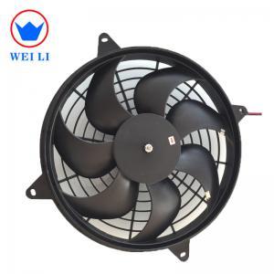 24V Bus AC Cooling Fans Brush Motor , Condenser Fan For Kinglong Bus Manufactures
