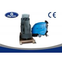 Dycon Light Gray Color 3800m2 efficiency Driving Type Floor Scrubber Dryer Machine Manufactures