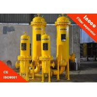 China BOCIN Gas Liquid Filters Separator Air Separating / Natural Gas Filter Separator on sale