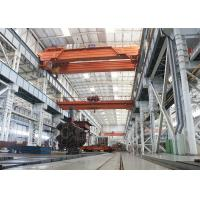 Low price double beam manual operated overhead crane lifting machinery for sale