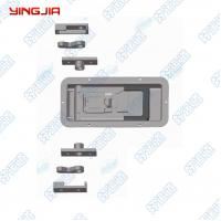 02342DS Stainless Steel Recessed Locking Handle Manufactures