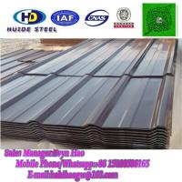 Hot Sale! High Quality Corrugated Pvc Roofing Sheet Manufactures