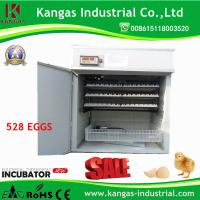 China Factory Cheap Egg Incubator 528 Eggs Automatic Egg for sale Manufactures