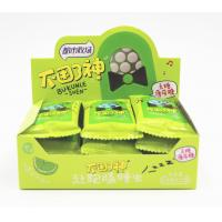 6.8g Lime Flavor Sugar Free Mint Candy , with Vitamin C spearmint candy snack Manufactures