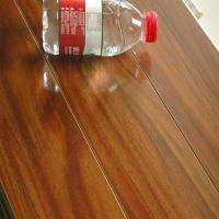 Handscraped archaize engineered hardwood flooring Manufactures