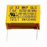Film Capacitor with High Frequency, Suitable for High-current, Made of Metalized Polypropylene Manufactures