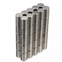 Neodymium Magnets Cylinder shape Permanent Neodymium Magnets By Strong Neodymium Iron Boron Manufactures