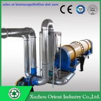 Rubber Sawdust Rotary Dryer/Alfalfa Dryer/Dryer Manufactures