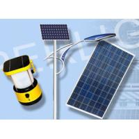 IP65 Bridgelux Solar Street Lights , 30W Outdoor Solar Led Lighting Systems Manufactures