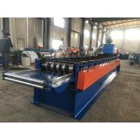 China Central - Loc Standing Seam Roof Machine For Low Slope Easy To Install on sale