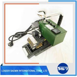 China hdpe geomembrane welding machine on sale