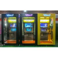 China 1500W Coin Operated Jukebox High Density Precision Sound Insulation One Key Recording on sale