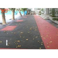 Wet Look Tinted Concrete Sealer Black Color For Parking Lot / Driving Ways Manufactures