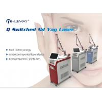 most professional 360° rotation screen 10.4 inch touch interface Nd Yag Laser Tattoo Removal Machine Manufactures