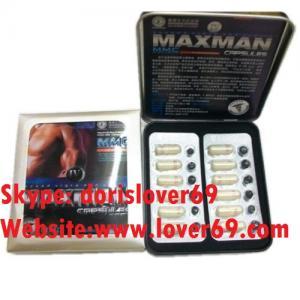 Maxman IV Sex Medicines Manufactures