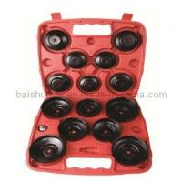 14 PCS Cap Type Oil Filter Wrench Set (BS-W11) Manufactures