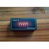 Matte Lamination Dampproof Recycled Paper Gift Boxes / Cosmetic Packaging Boxes Manufactures