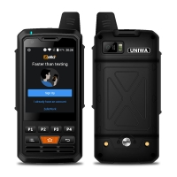 China Cell Phone 4G LTE 4000mA 5W 5Ghz Walkie Talkie Radio on sale