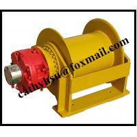 custom designed marine winch supplier from China with pull force 1-100 ton Manufactures