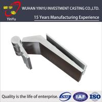 Heat Resistant Stainless Steel Investment Casting Products With CNC Machining Service Manufactures