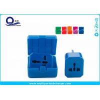 220 Volt To 110 Volt Voltage Converter Universal Power Adapter International Use Customized Color Manufactures