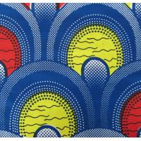 China 100% cotton imitation wax printed fabric for african fashion 40*40/96*96 on sale