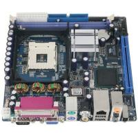 Buy cheap Intel 845GV Mini-ITX Motherboard Onboard Sound LAN VGA from wholesalers