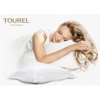 Soft Hotel Style Duck Down High End Sleeping Pillows Inner Luxury Pure White Manufactures
