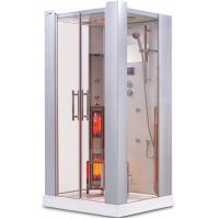 China Multi Function Steam Shower Room Aluminum With Sauna For Home on sale