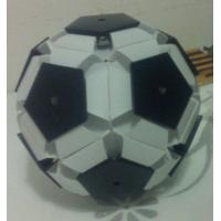 PP plastic 3d POP football pattern making machine Manufactures