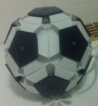 PP plastic 3d POP football pattern making machine Manufactures