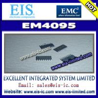 EM4095 - EMC - Read/Write analog front end for 125kHz RFID - sales009@eis-ic.com Manufactures
