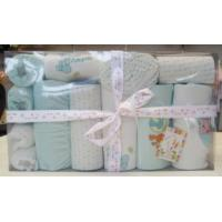 China Emboidery Bibs Cotton New Born Baby Girl Christening Gift Sets, Baby Winter Wear on sale