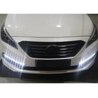 China 2015 2016 Hyundai Sonata  LED Fog Lamps Automotive Daytime Running Lights on sale
