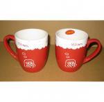Export 3505 ceramic mug Certificate of authentication SGS/CE/ROHS custom LOGO