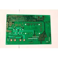7 Layer 4OZ ~ 6OZ FR4 / Aluminum Immersion Gold Multilayer Green Heavy Copper PCB Manufactures