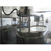 Automatic CIP Clean Dairy Processing Plant 200kg/H Cheese Processing Line for sale