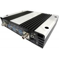 China 15dBm Full Band Mobile Phone Signal Amplifier Support 3G & 4G Mobile Systems on sale
