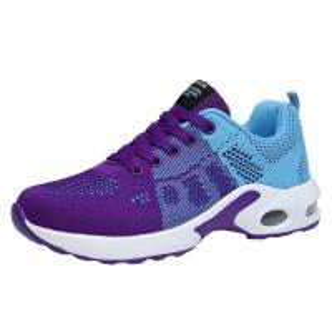China Mesh Upper Lightweight Running Trainers , Anti Slip Running Shoes Size 39-45 on sale