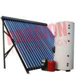 High Pressure Split Pressurized Solar Water Heater Active Circulation Type Manufactures