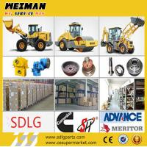SDLG shovel parts, sdlg front end loader parts, construciton machienry parts Manufactures
