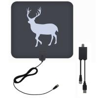 China high quality and the best price for HDTV antenna receiving range 50 miles on sale