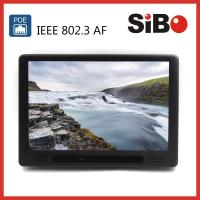 10 Inch Wall Surface Industrial Control Android POE Tablet With Body Sensor RS232 Manufactures