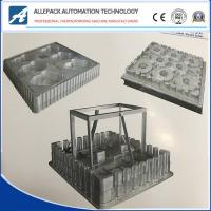 China XG-M Vacuum Forming Mould Plastic CNC Vacuum Forming Aluminum Molds on sale